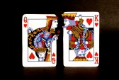 king-and-queen-of-hearts-playing-cards-courting-each-other