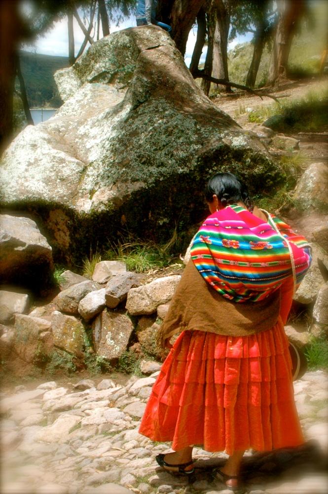 Photo Project: 52 Bolivian Sundays [week 4, 'Love']. (4/5)