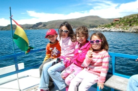 Take weekend trips with other families with kids -it's a life-saver!