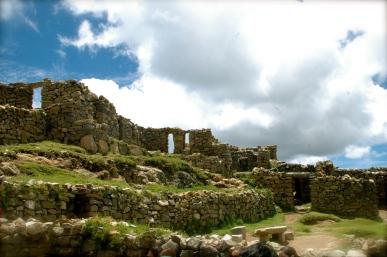 Pre-Inca Ruins