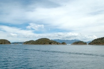 Largest freshwater lake in South America