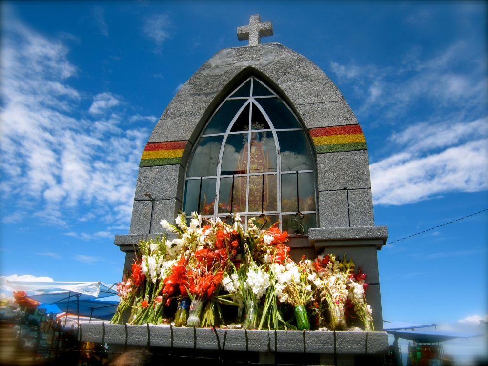Photo Project: 52 Bolivian Sundays [week 4, 'Love']. (1/5)