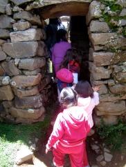 Entering the Sacred Labyrinth