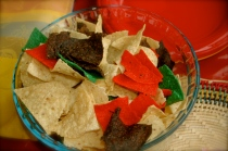 Mexican-style chips