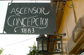 Entrance to the Ascensor