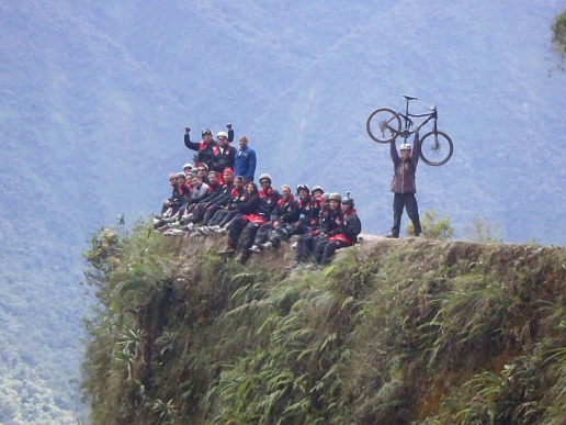 Gravity Bolivia Mountain Biking