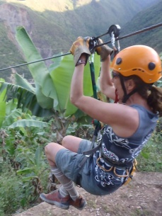Go Zip-lining at the Yungas!