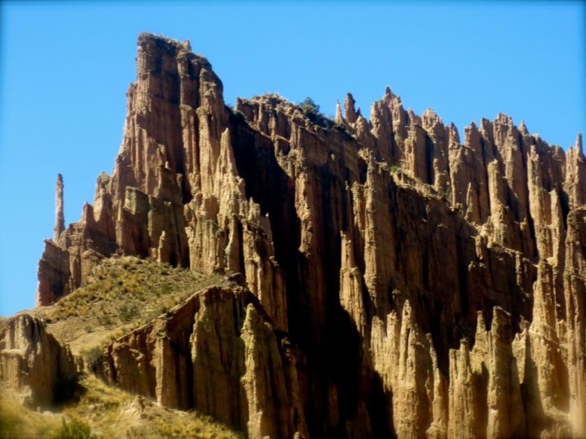 Muela del Diablo, Bolivia