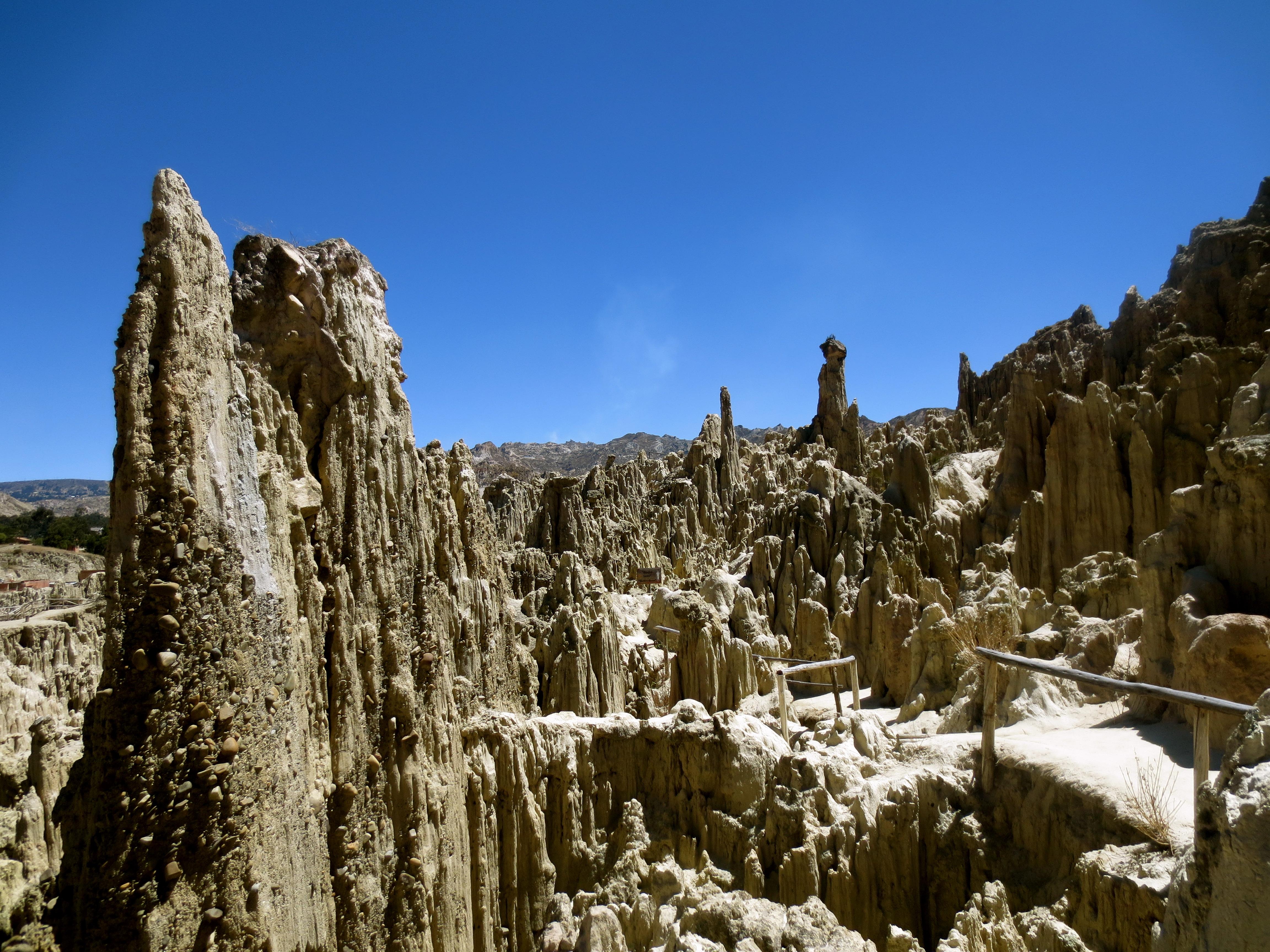 Fotos del valle de la luna en bolivia 4