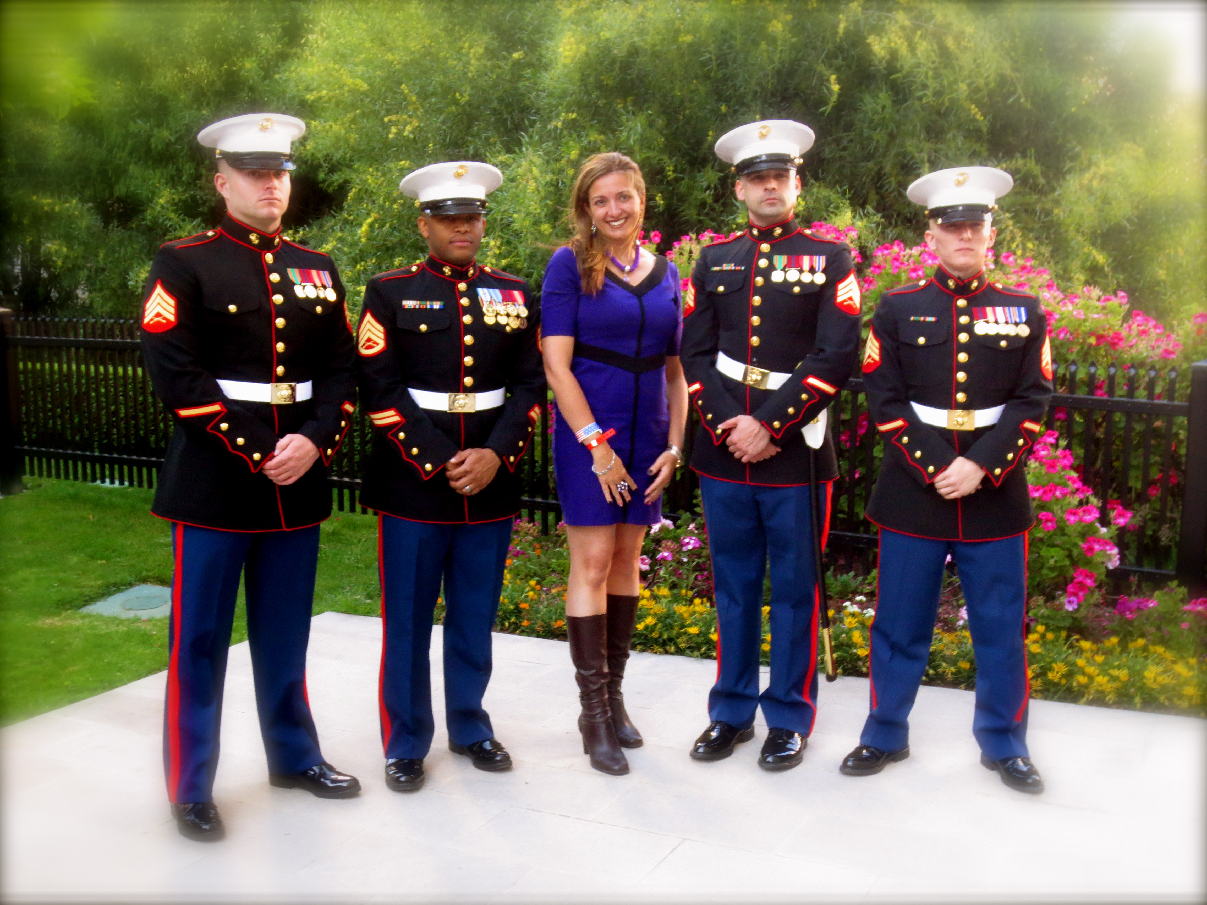 Happy 238th Birthday to the USMC! – 3rdculturechildren