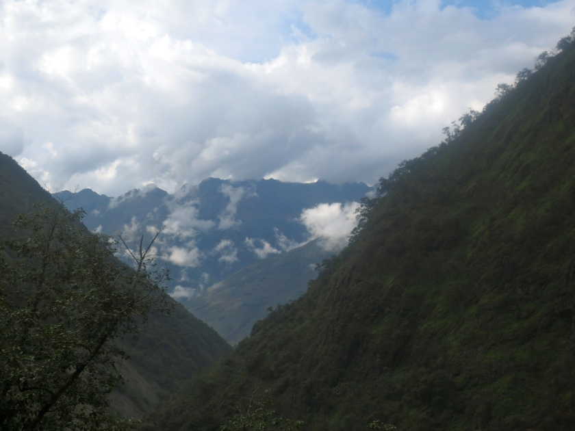 touring the Yungas region...
