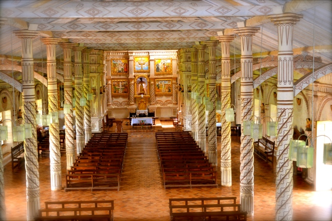 [Placeholder] Visiting the Jesuit Missions in Bolivia.